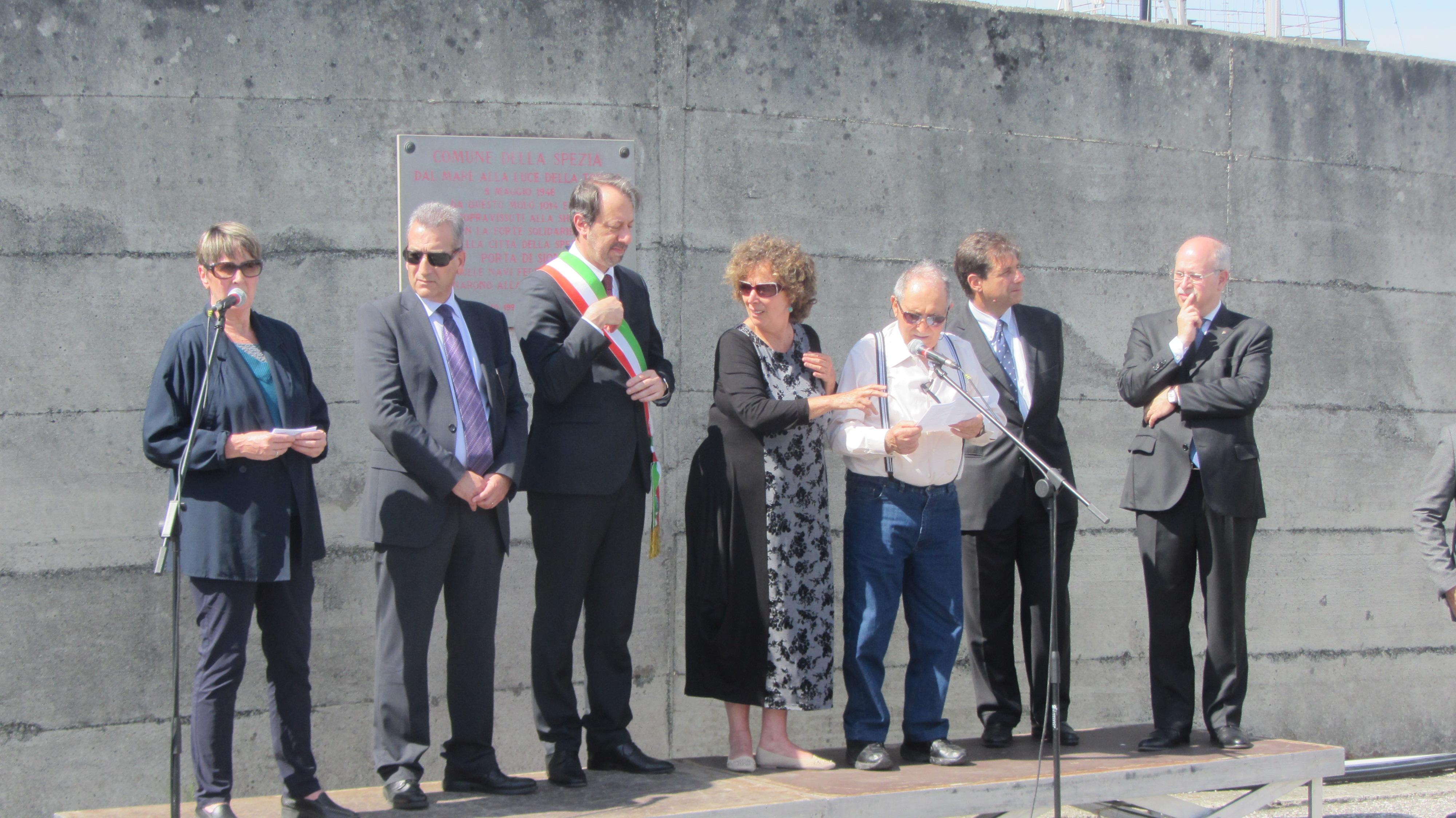 בין רמות מנשה ללה ספציה – 8 במאי 2014