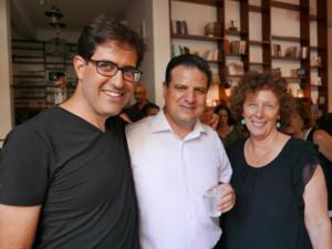 בני המקום: שיחות עם אזרחים ערבים בישראל, מרכז תמי שטיינמץ אונ' תח אביב 2016